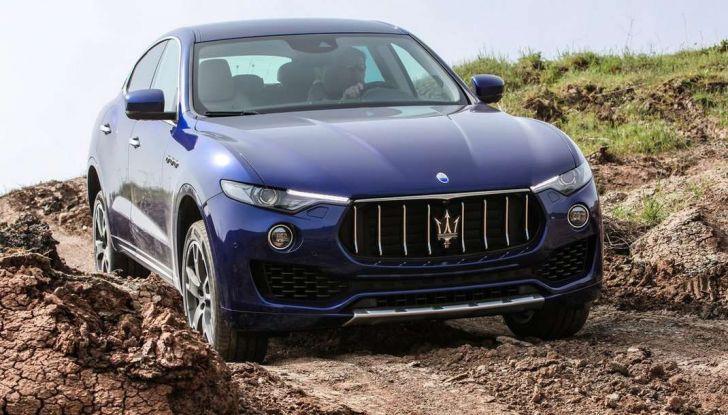 Il SUV compatto Maserati potrebbe debuttare a breve - Foto 2 di 13