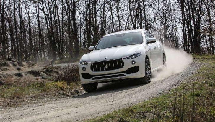 Il SUV compatto Maserati potrebbe debuttare a breve - Foto 10 di 13