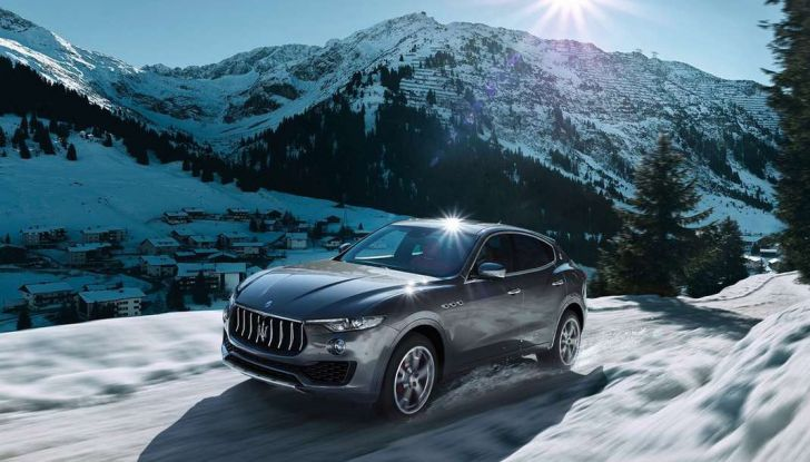 Il SUV compatto Maserati potrebbe debuttare a breve - Foto 11 di 13