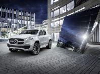 Mercedes-Benz Classe X 2018: il pick-up di lusso in arrivo