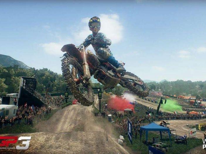 Milestone MXGP3, nuovo racing game motocross (2)