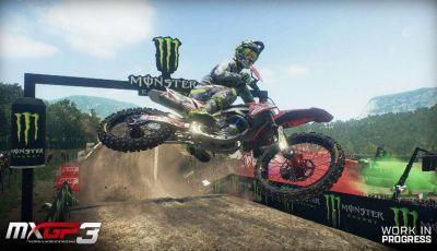 Milestone annuncia MXGP3, nuovo racing game dedicato al motocross