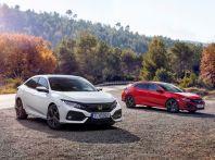 Nuova Honda Civic 2017, prova su strada della 10° generazione