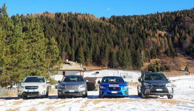 La Guida sulla neve, trucchi e consigli con Subaru [Video]