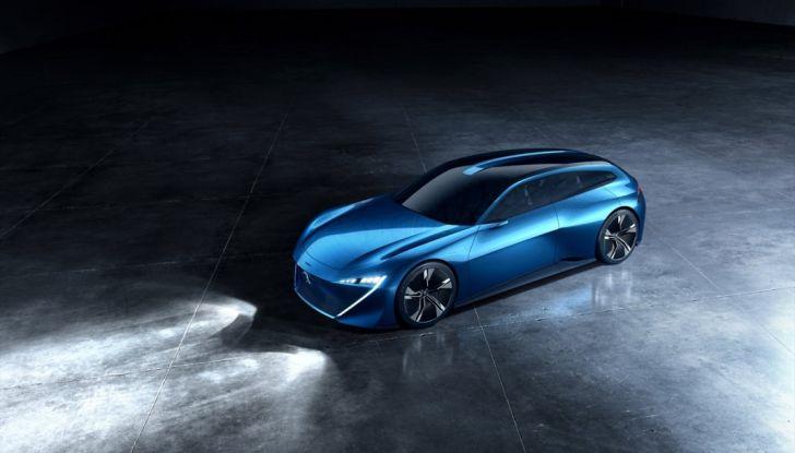 Nuova Peugeot 308 2020: il futuro dell'automobile francese - Foto 8 di 16