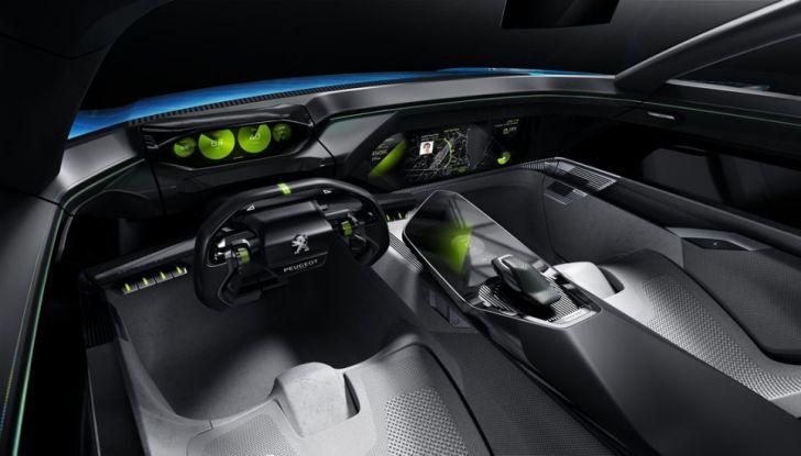Nuova Peugeot 308 2020: il futuro dell'automobile francese - Foto 10 di 16