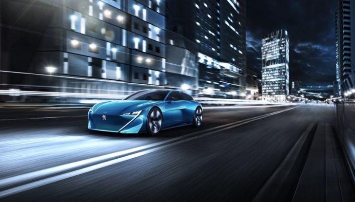 Nuova Peugeot 308 2020: il futuro dell'automobile francese - Foto 3 di 16