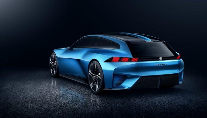 Nuova Peugeot 308 2020: il futuro dell'automobile francese - Foto 12 di 16