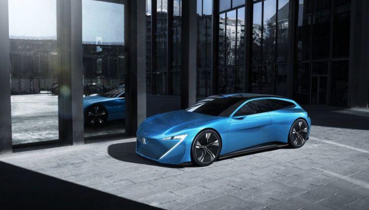 Nuova Peugeot 308 2020: il futuro dell'automobile francese - Foto 13 di 16
