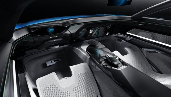 Nuova Peugeot 308 2020: il futuro dell'automobile francese - Foto 15 di 16