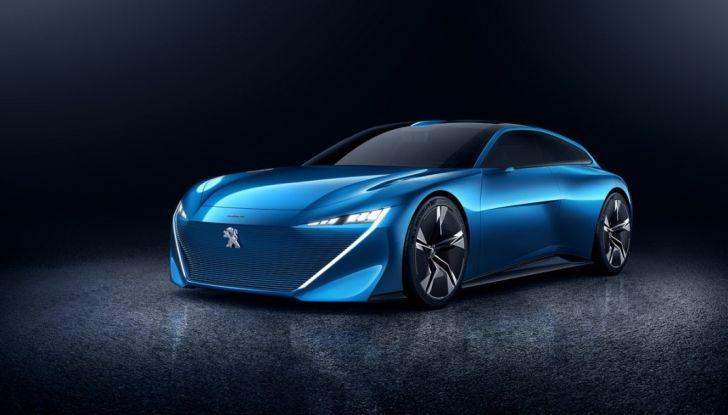 Nuova Peugeot 308 2020: il futuro dell'automobile francese - Foto 2 di 16