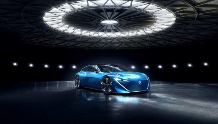 Nuova Peugeot 308 2020: il futuro dell'automobile francese - Foto 1 di 16