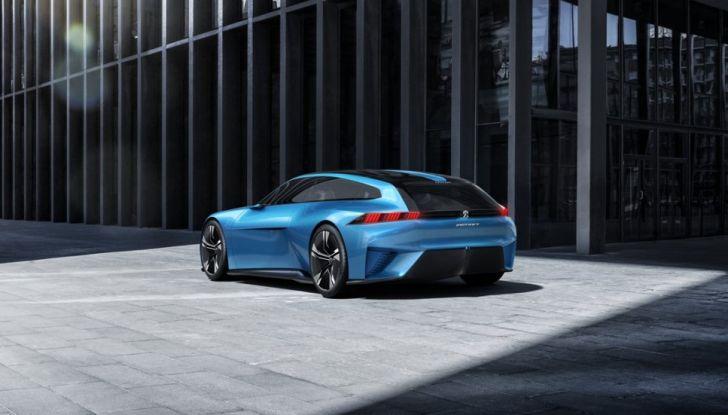Nuova Peugeot 308 2020: il futuro dell'automobile francese - Foto 4 di 16