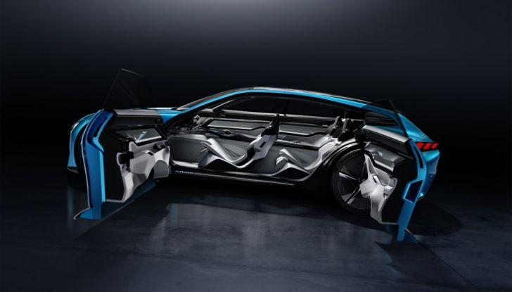 Nuova Peugeot 308 2020: il futuro dell'automobile francese - Foto 7 di 16