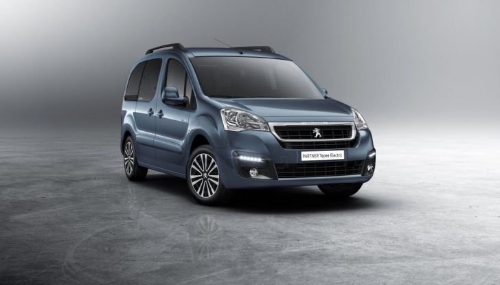 Nuovo Peugeot Partner Tepee Electric: In città senza far rumore - Foto 1 di 17
