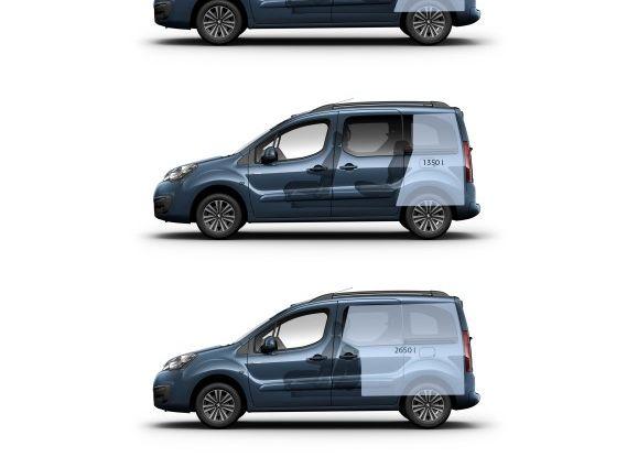 Nuovo Peugeot Partner Tepee Electric: In città senza far rumore - Foto 11 di 17