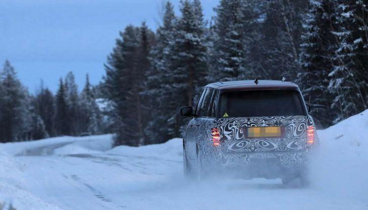 Range Rover Facelift, prime immagini spia del MY2018 - Foto 18 di 18