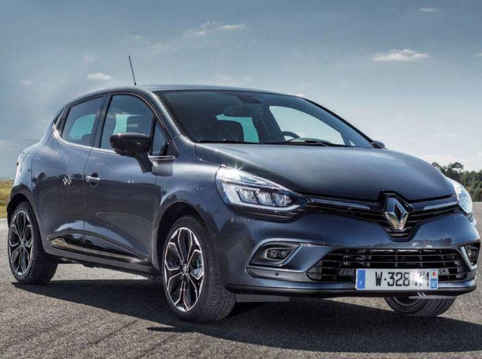 Renault Clio Turbo GPL, design.
