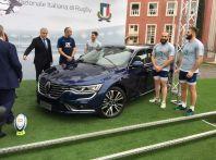 Renault Italia sponsor ufficiale della Nazionale Italiana di Rugby