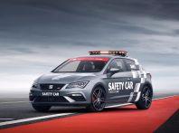 SEAT sponsorizza il Mondiale di Superbike con la Leon CUPRA
