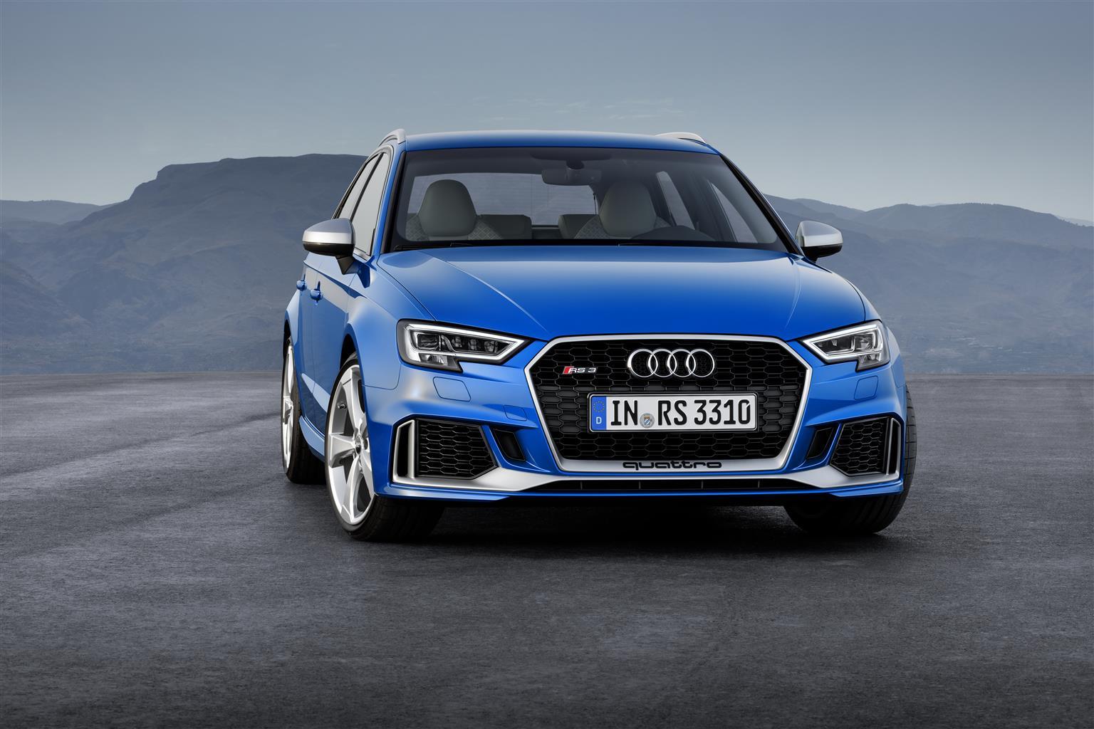 Audi - RS3
