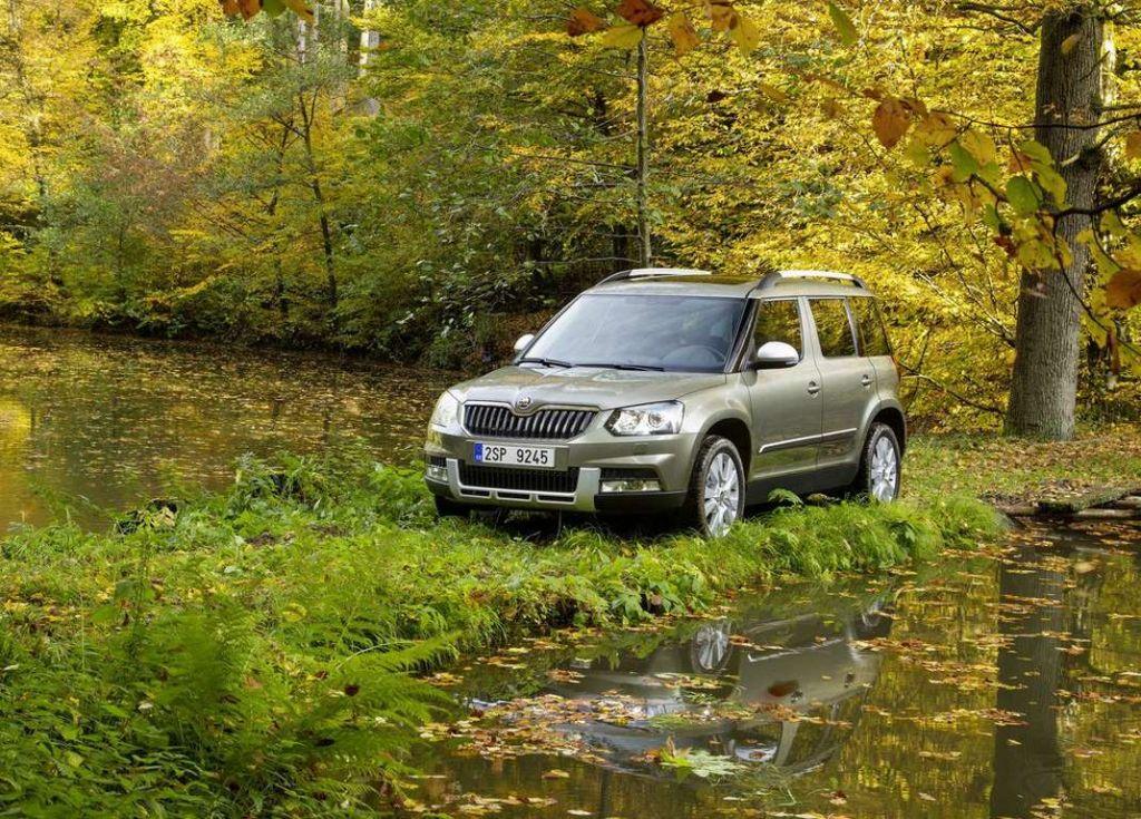 Skoda Yeti 2018: informazioni sul SUV economico ceco