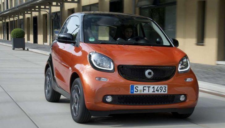 Smart fortwo turbo 90 CV da 150 euro e tassi da record al 5,95% (4)