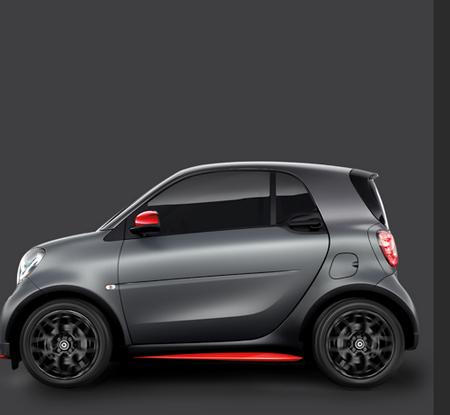 Smart fortwo turbo 90 CV da 150 euro e tassi da record al 5,95% (7)