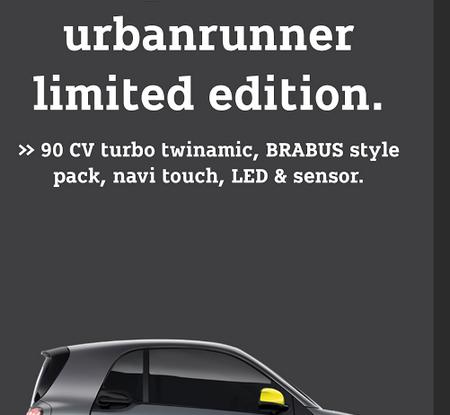 Smart fortwo turbo 90 CV da 150 euro e tassi da record al 5,95% (11)
