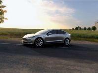 Tesla Model 3, la produzione inizia il 20 febbraio