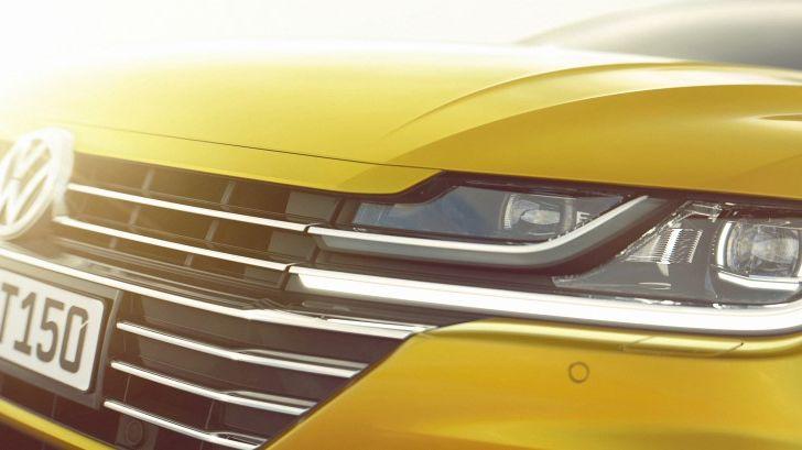 Volkswagen Arteon debutta anche in versione Shooting Brake - Foto 1 di 3
