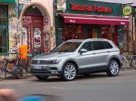 Volkswagen Tiguan, foto ed informazioni ufficiali