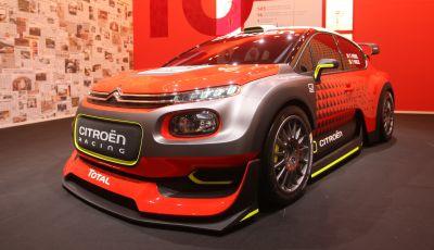 Il design Citroen premiato al Festival Automobile International