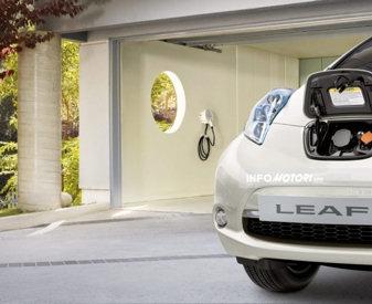 Nissan LEAF in redazione per 90 giorni: segui lo Speciale