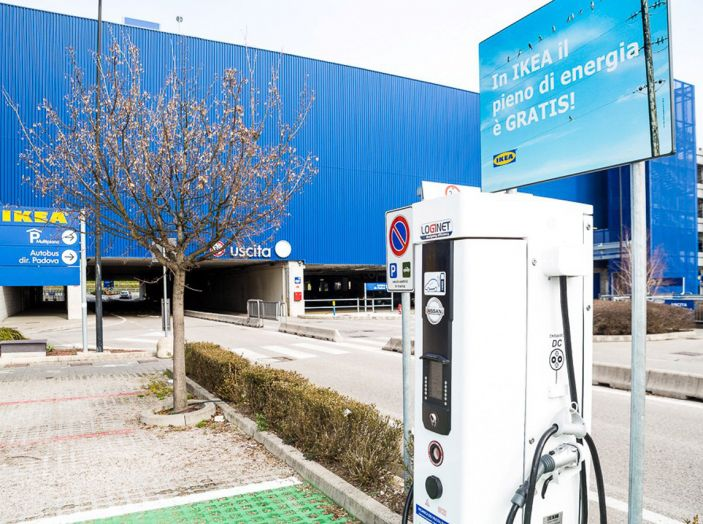 Classifica le 5 migliori app per ricaricare l 39 auto elettrica infomotori - Ikea padova tappeti ...