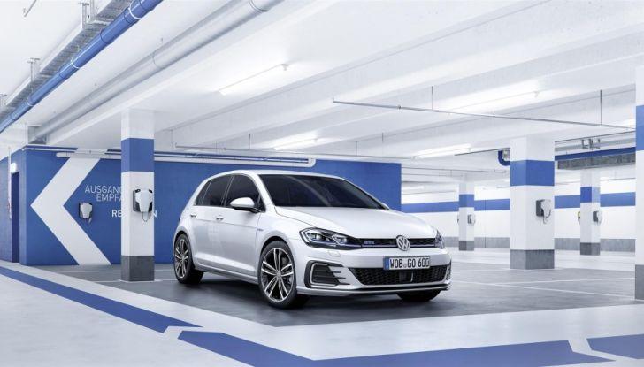 Volkswagen Golf GTE restyling