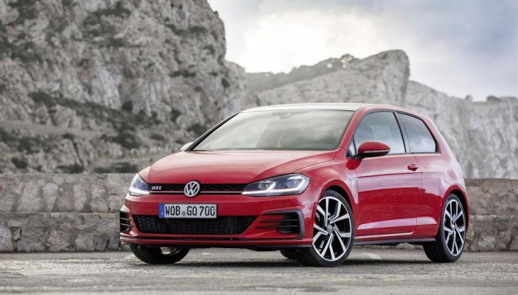 Nuova golf GTI VW