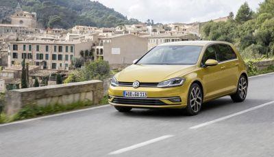 Nuova Volkswagen Golf 2017: la nostra prova