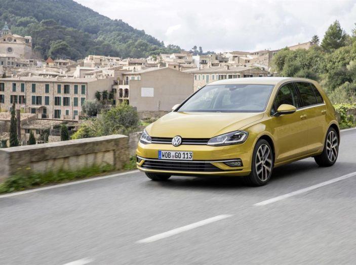 Golf Volkswagen 2017