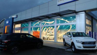 Ford, apre a Salerno il nuovo FordStore GRN