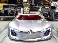 Renault protagonista al Salone Retromobile 2017
