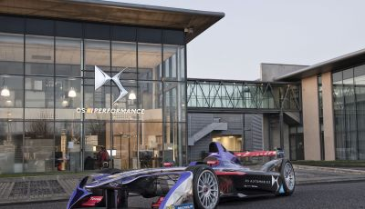 Dalla stagione 2018/2019 DS Automobiles costruttore ufficiale di Formula E.