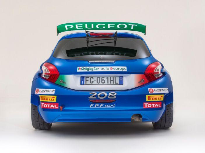 Peugeot all'attacco in terra ligure - Foto 5 di 5