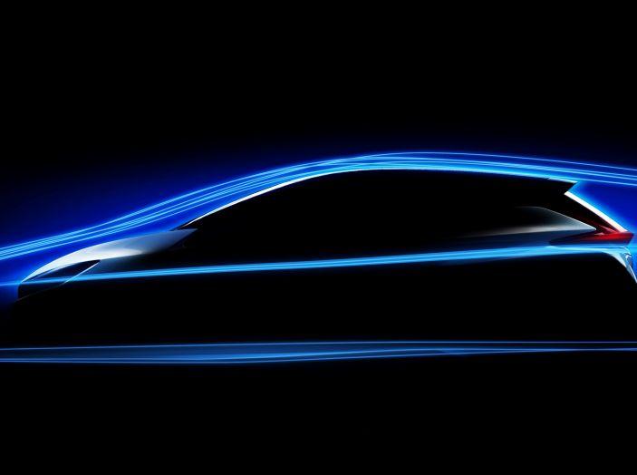 Nuova Nissan Leaf MY2018, la seconda generazione debutta entro fine anno - Foto 5 di 12