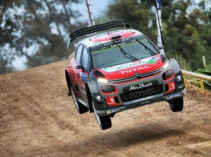 Meeke e Nagle: prima vittoria con CITROËN C3 WRC - Foto 2 di 4
