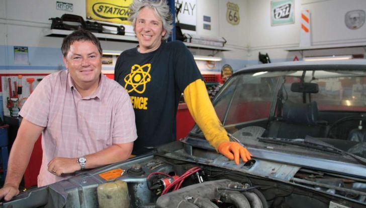 Edd China torna con il programma Garage Revival - Foto 4 di 9