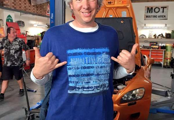 Edd China torna con il programma Garage Revival - Foto 8 di 9