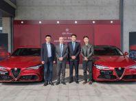 Cina: 350 Alfa Romeo Giulia vendute online in 33 secondi!