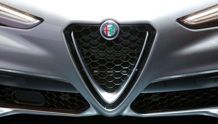 Nuovo Alfa Romeo Stelvio: dati, foto e caratteristiche del SUV di Arese - Foto 5 di 25