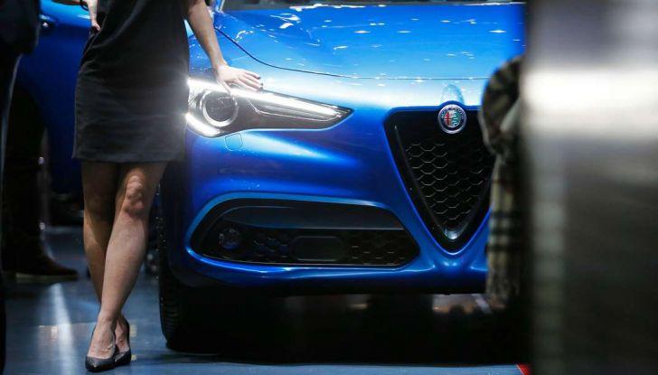 Nuovo Alfa Romeo Stelvio: dati, foto e caratteristiche del SUV di Arese - Foto 16 di 25